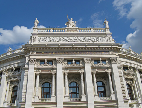 Burgtheater (National Theatre)