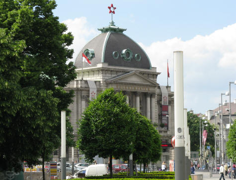 Volkstheater (People's Theatre)